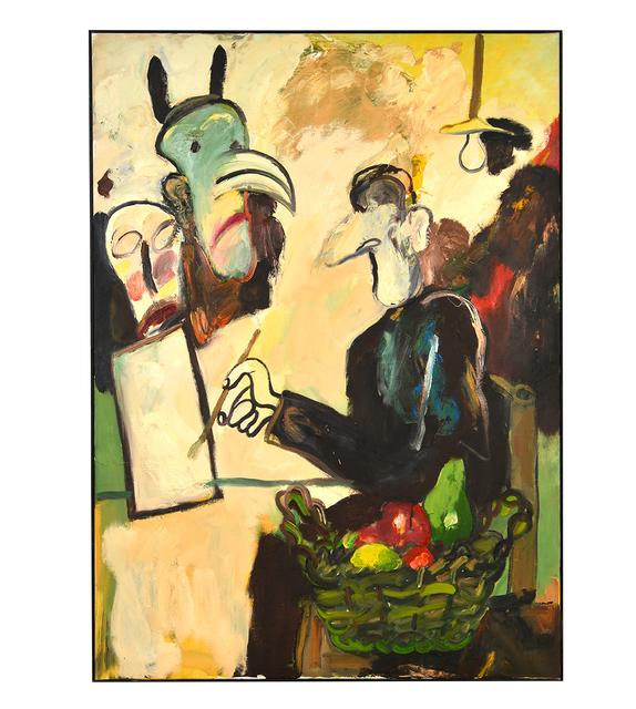 Anton Martineau, 'The painter', 2000, Millon Belgium