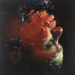 Goldenpuma,saltyandmagical, portrait Daniel in black