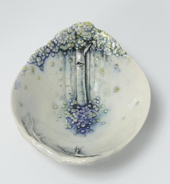 , 'Aspen Bowl II,' 2016, Jane Hartsook Gallery
