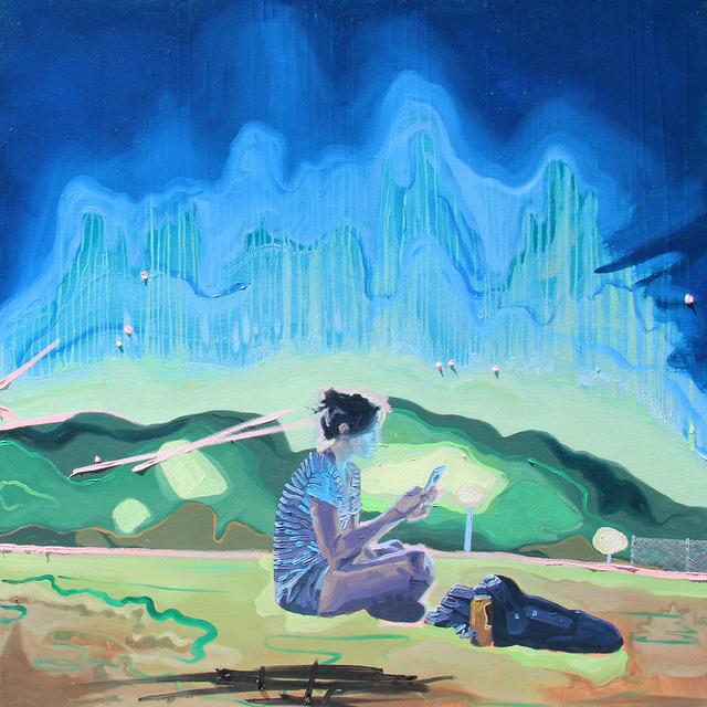 , 'Inner Light,' 2018, Bau-Xi Gallery