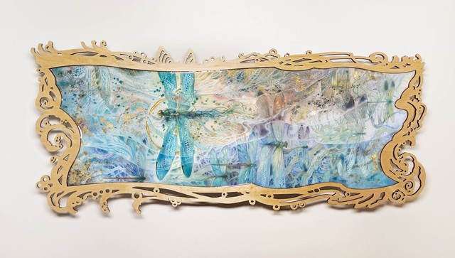 , 'Against the Flow,' 2019, Haven Gallery