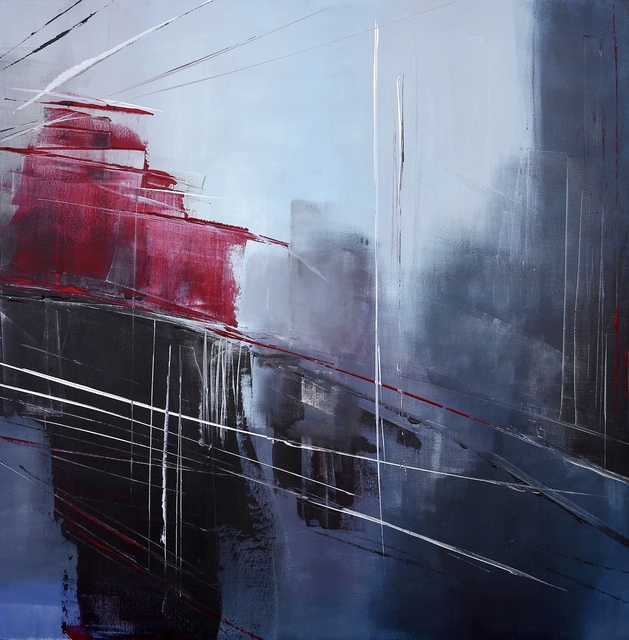 Maria Gouta, 'SLIDING THROUGH WINDOWS', 2018, Maggio Art Consultancy