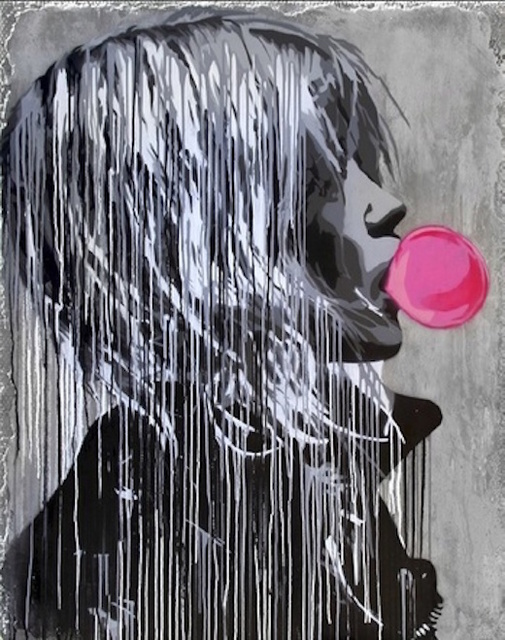 , 'Bubble Gum Girl,' 2017, Marcel Katz Art