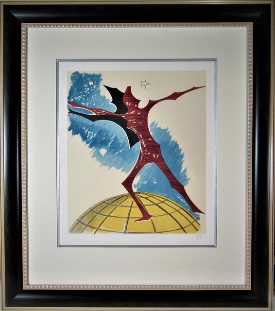 Man Ray, 'In Cima Del Mundo', 1972, Joseph Grossman Fine Art Gallery