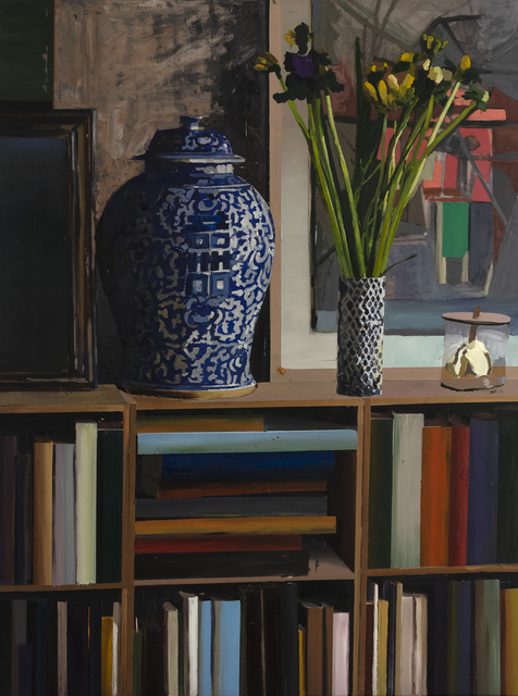 , 'Flower Angles I,' 2018, Hans Alf Gallery