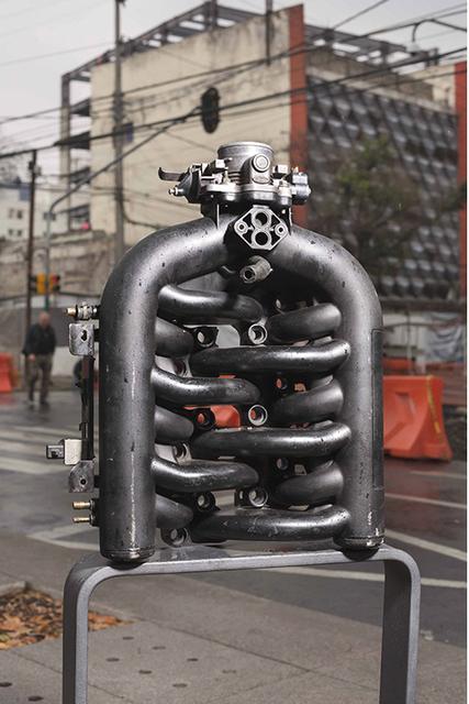 , 'Observaciones sobre la resistencia: Untitled,' , ALMANAQUE