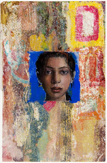 Candace Walters, 'Blue Girl', 2013, Clark Gallery