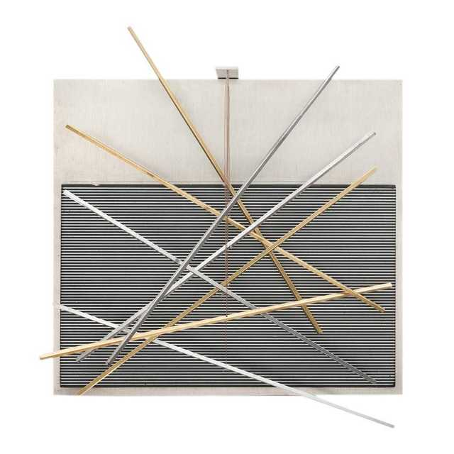 , 'Vibrations Métalliques,' 1969, RGR+ART