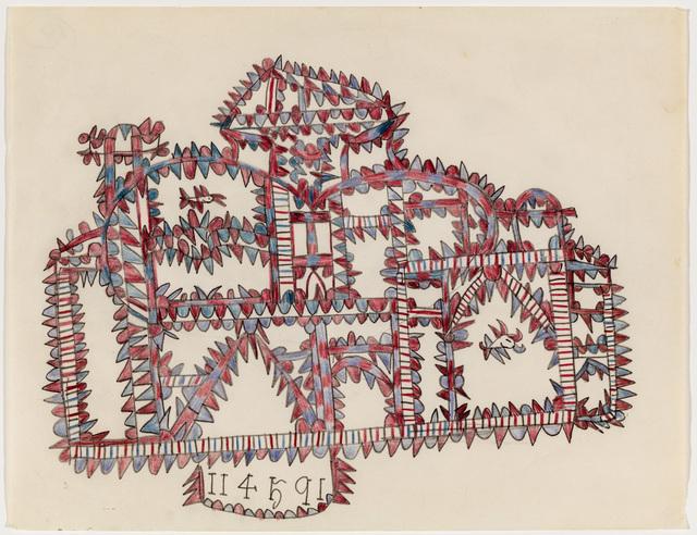 , 'Untitled ,' 1964-1969, Ricco/Maresca Gallery