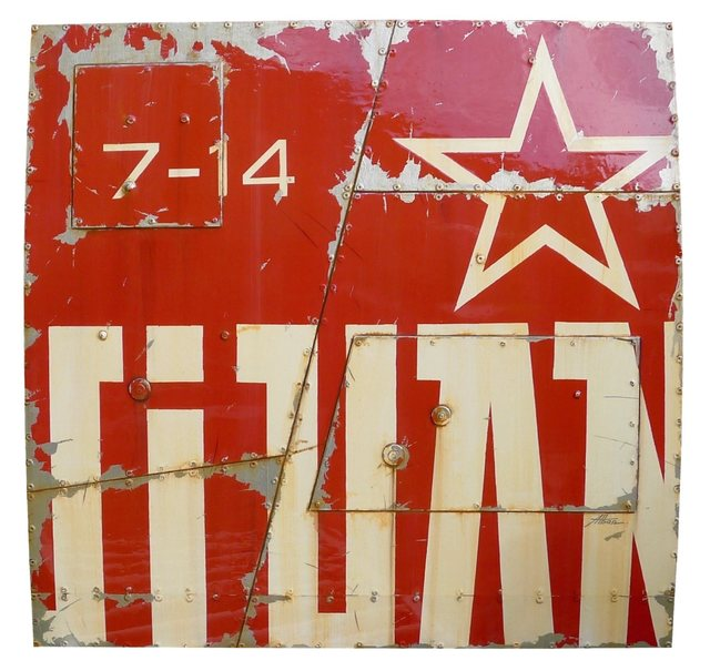 , 'Red 7-14,' 2018, Villa del Arte Galleries