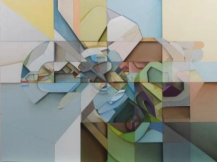, 'Lost Grid S17,' 2015, Joseph Gross Gallery