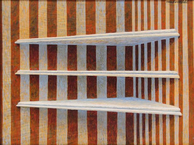, 'Corner Shelves,' 1991, Mira Godard Gallery