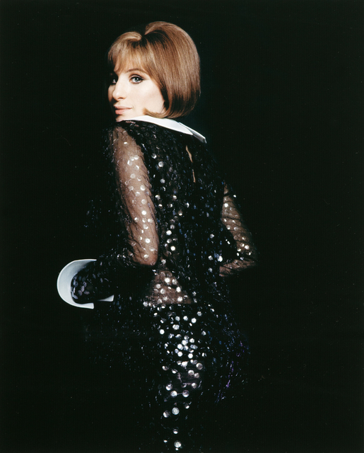 , 'Untitled (Barbra Streisand),' 1969, Heather James Fine Art