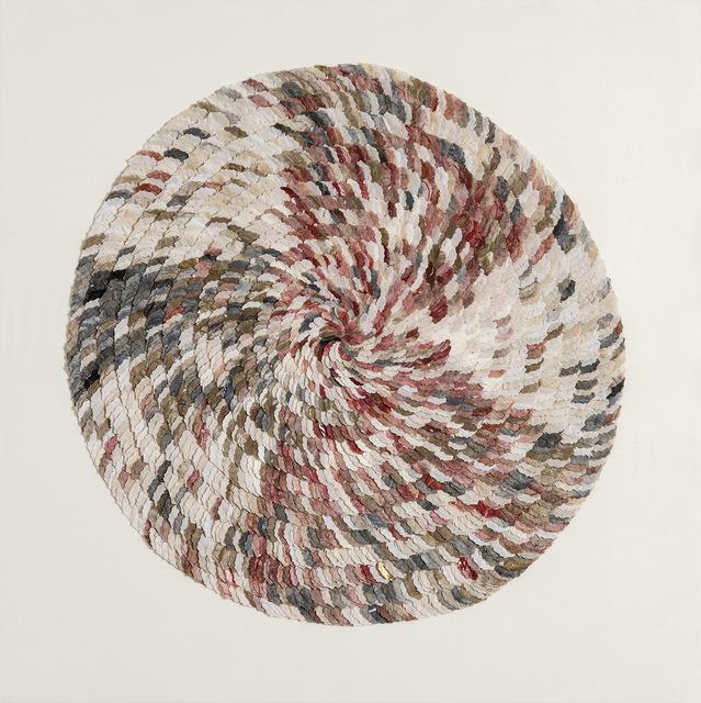 , 'Feather (Picus viridis),' 2016, Galeria Otros 360º