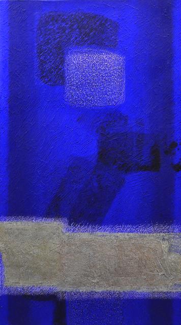 , 'IN BLUE Sep '16,' 2016, Whitestone Gallery