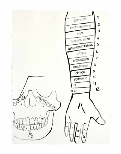 Andy Warhol, 'Physiological Diagram', Christie's