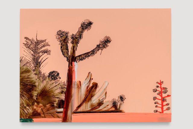 , 'The Desert Dance Floor,' 2016, Carrie Secrist Gallery
