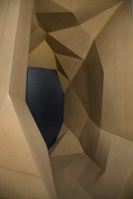 , 'Time Temple (detail),' 2014, Guggenheim Museum