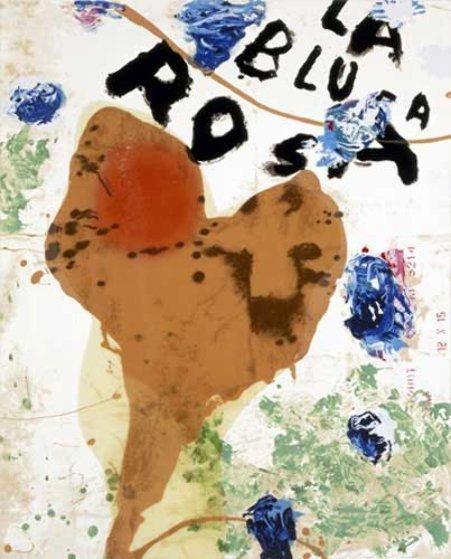 Julian Schnabel, 'La Blusa Rosa I', 1995, Kings Wood Art