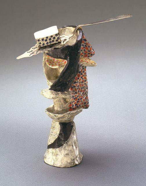 , 'Le Verre d'absinthe ,' Spring 1914, Musée Picasso Paris