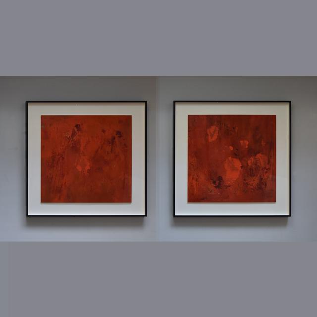 , 'Amapolas I and II,' 2015, Cadogan Contemporary