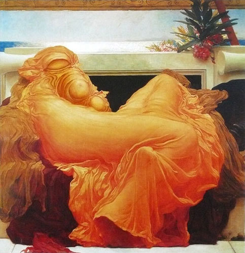 , 'Flaming June,' 2008, Cynthia Corbett Gallery
