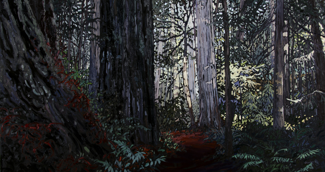 , 'Embraced by the Forest,' 2015, Abend Gallery