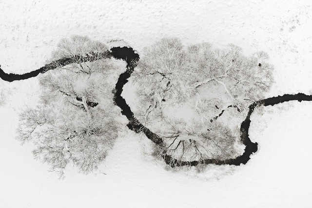 Kacper Kowalski, 'Over #52', Photography, Archival pigment ink, Galerie XII