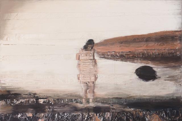 Andy Denzler, 'Black Stone Island', 2015, Opera Gallery