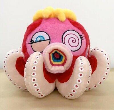 Takashi Murakami, 'DOBtopus Plush Mini Keychain (Red)', 2017, Design/Decorative Art, Cotton, Curator Style