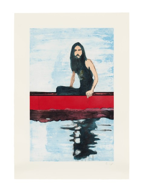 Peter Doig, '100 Years Ago', 2000, Print, Colour Etching, Shapero Modern