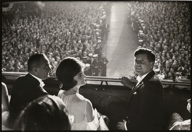 Paul Schutzer, 'President John F. Kennedy and Jackie at Inaugural Ball', 1961 / 1963, Contemporary Works/Vintage Works