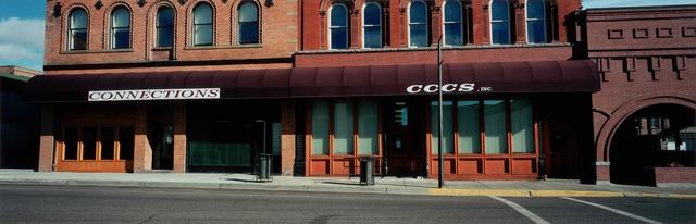Wim Wenders, 'Street Front in Butte, Montana ', 2000, BASTIAN