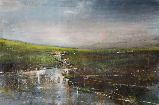 , 'A Moorland Stream,' 2017, Thackeray Gallery