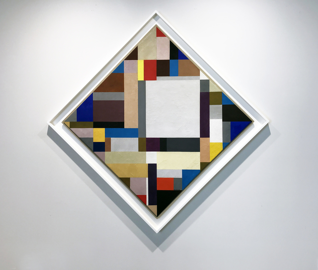 , 'Architectural Diamond,' ca. 1950, Washburn Gallery