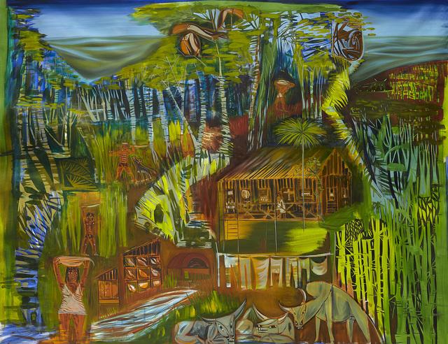 , 'Chacra de Elvira,' 2013, Hache Gallery