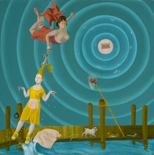 , 'Resurrection of the Waitress,' 1984, Hirschl & Adler