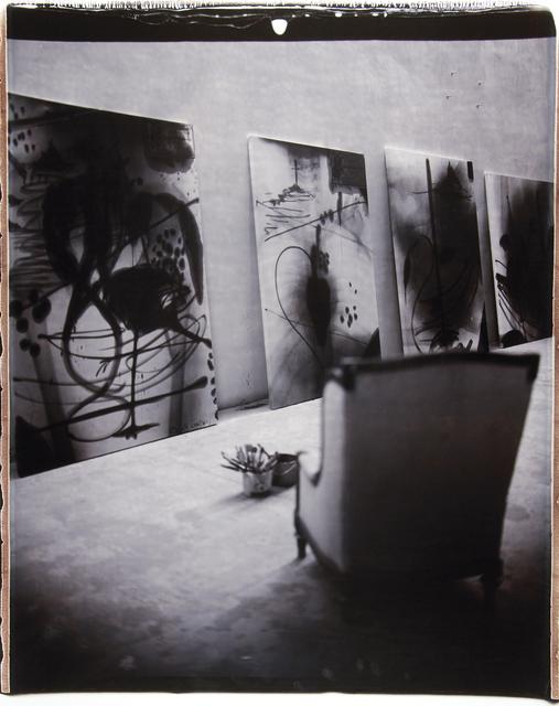 , 'Untitled (Palazzo Chupi, Studio),' 2008, Ostlicht. Gallery for Photography