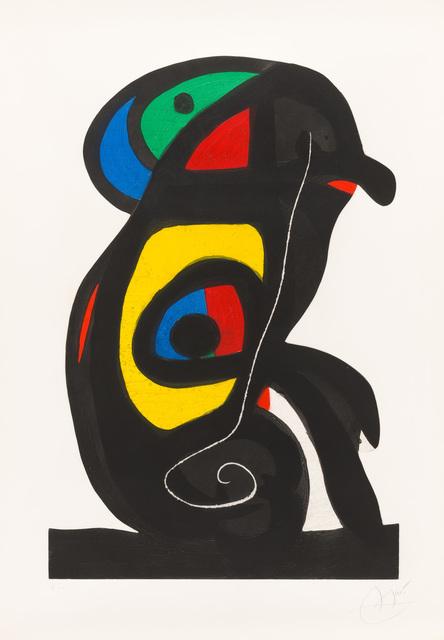 Joan Miró, 'The Brahman', 1978, Christopher-Clark Fine Art