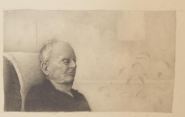 , 'Old Man,' 2018, Linda Matney Gallery