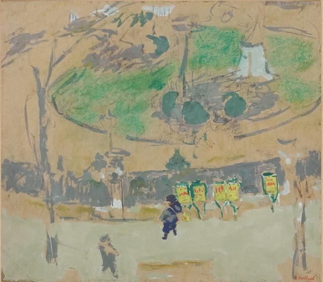 , 'La Place Vintimille - Square Berlioz,' ca. 1915, Anderson Galleries
