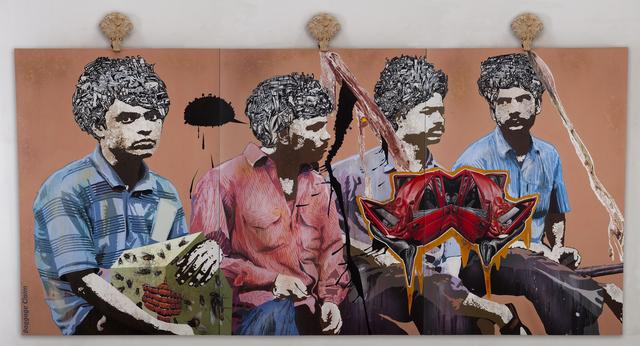 , 'Baggage Claim,' 2010, Galerie Daniel Templon