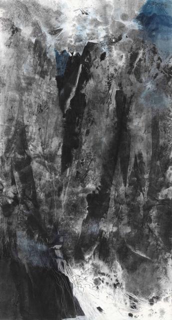 Wang Gongyi, 'Follow the Creek No.2', 2019, Galerie du Monde