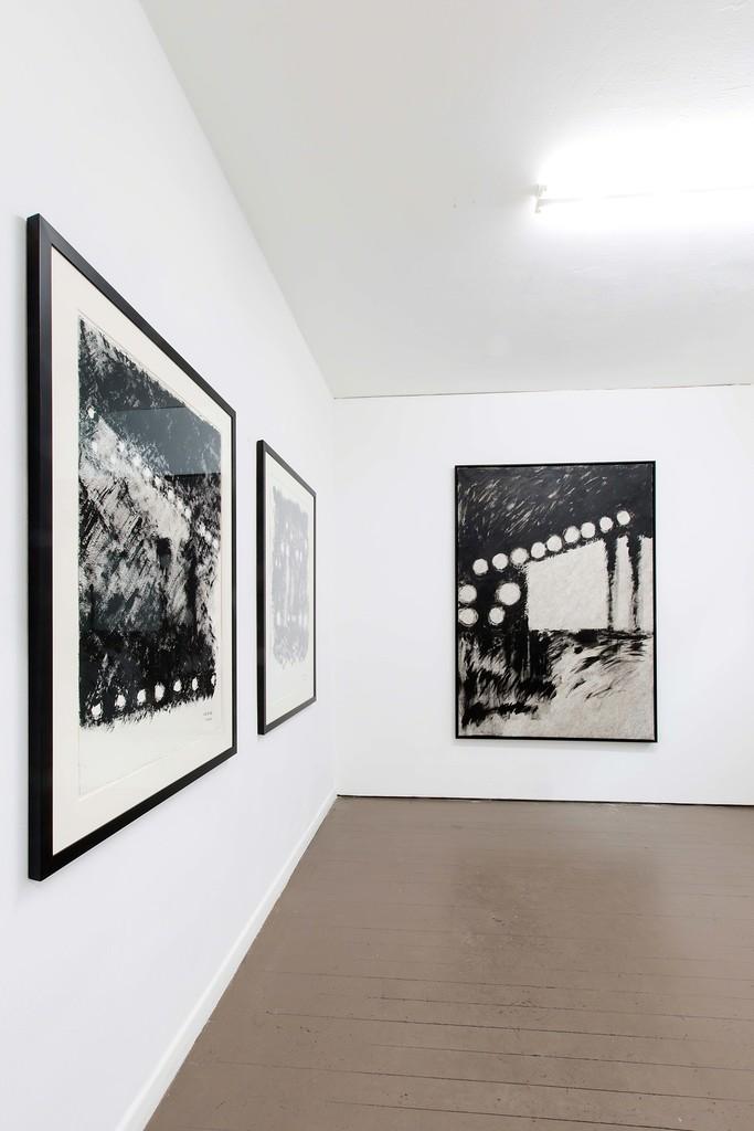 Christoph von Weyhe, Galerie Parisa Kind