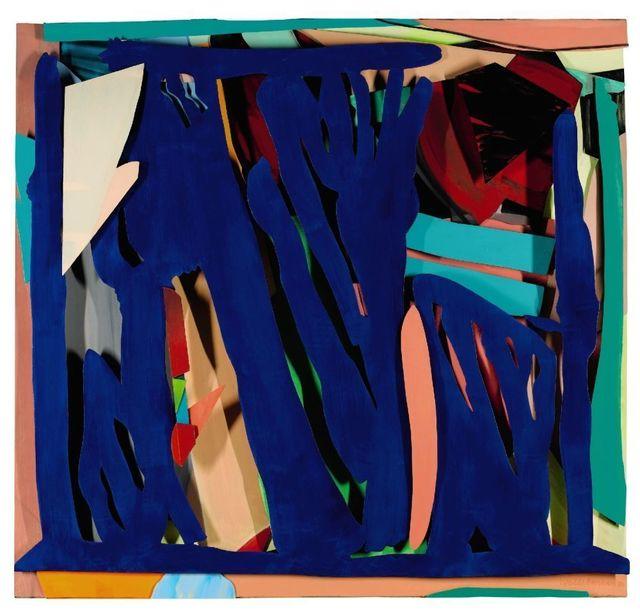 Tom Wesselmann, 'Blue', 1996, Galerie Thomas