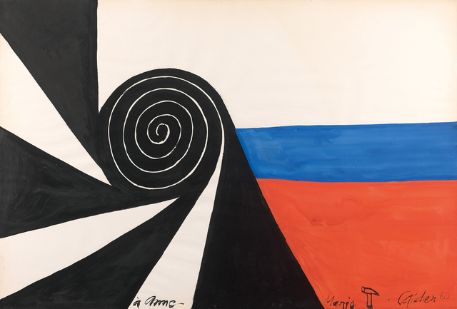 , 'Composition,' 1969, Connaught Brown