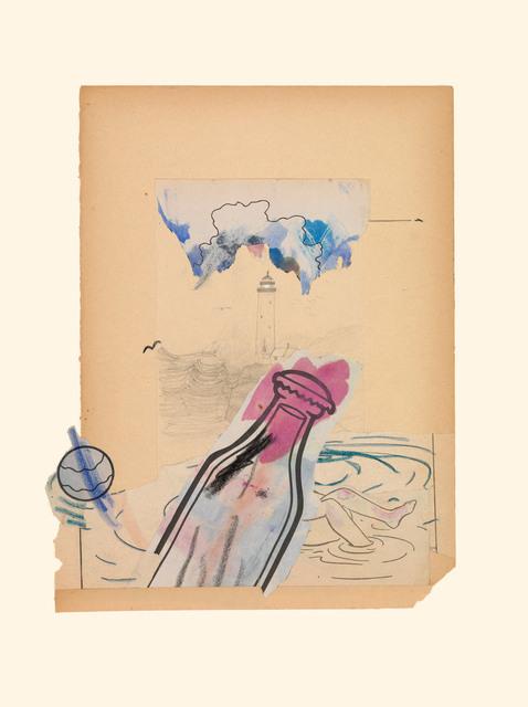 , 'Bottle 7/28/15,' 2015, Miller Yezerski Gallery