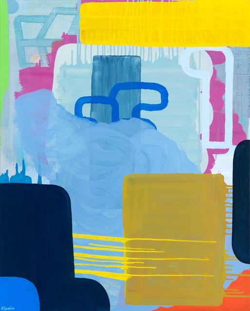 , 'Crane Leaning on Cloud ,' 2018, John Martin Gallery