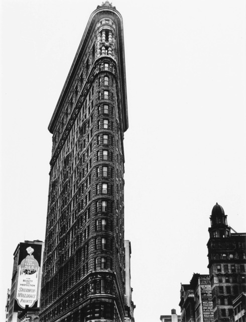 , 'Flatiron Building, New York,' 1938, HackelBury Fine Art