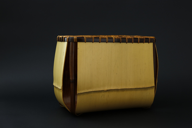 , 'Noshitake bamboo flower vase 'Angu ( Temporary Palace )',' 2017, Ippodo Gallery